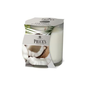 Prices Candles - Duftkerze Coconut - exotische und...