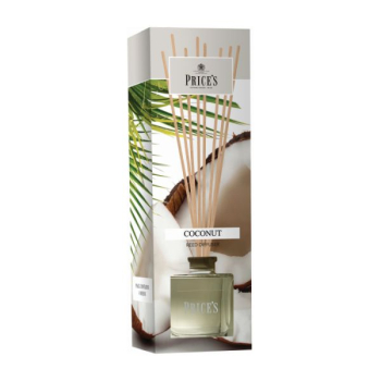 Prices Candles - Reed Diffuser Coconut - 100ml - Raumduft