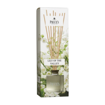 Prices Candles - Reed Diffuser Lily of the Valley - 100ml - Raumduft