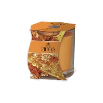 Prices Candles - Duftkerze Amber - süß, harzig