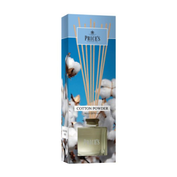 Prices Candles - Reed Diffuser Cotton Powder - 100ml -...