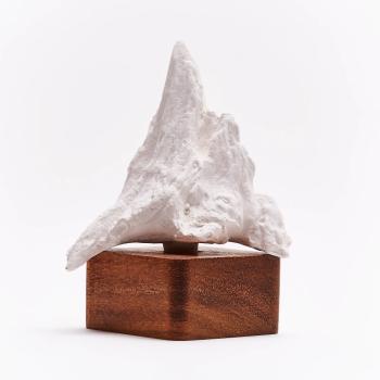 ANOQ - Sculpture céramique FUJI - Dekorative...